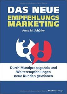 Empfehlungsmarketing-Buch